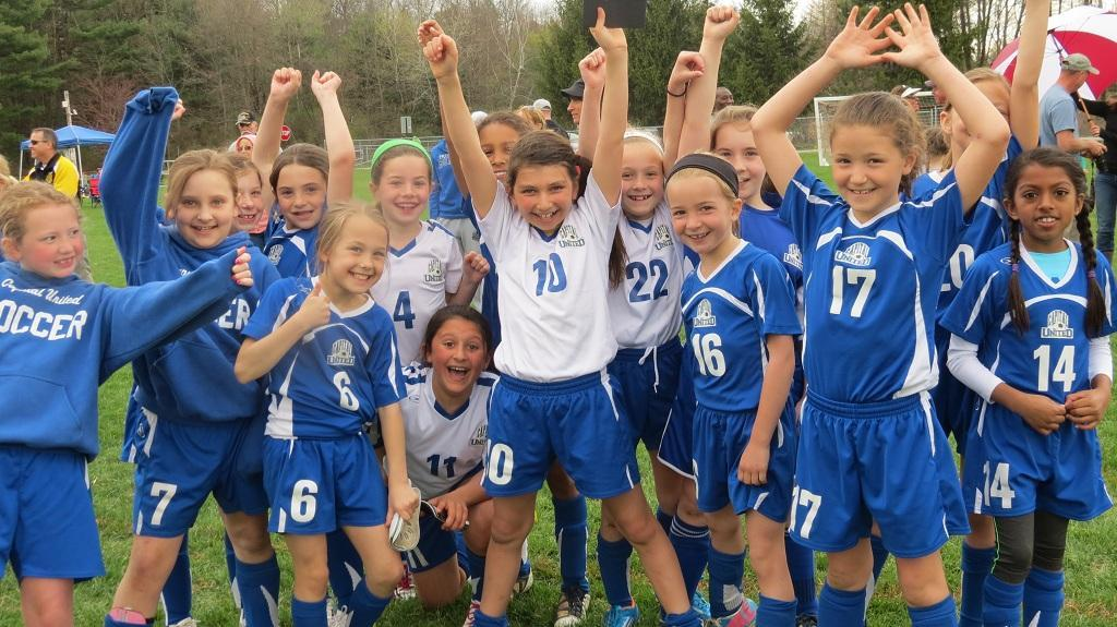 Premier Girls Teams U9 to U18+