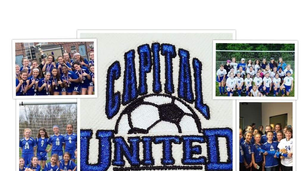 Tryouts! The Capital United Premier Girls Program is excited to announce tryout dates for 2018-2019 season. Please visit our tryouts section for more information. We look forward to seeing you at tryouts!